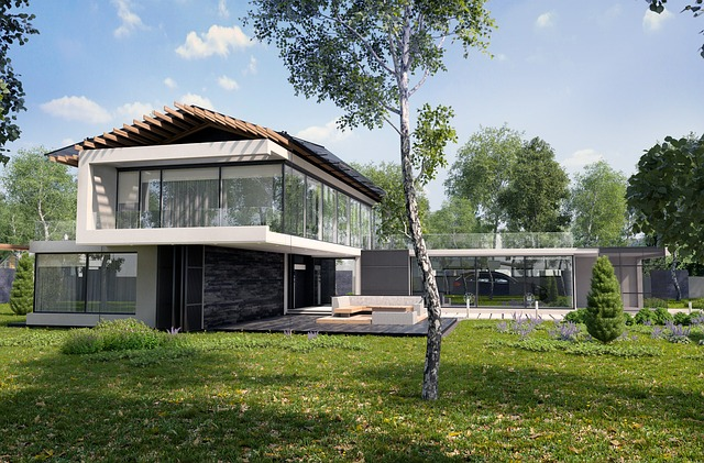 bogate domy