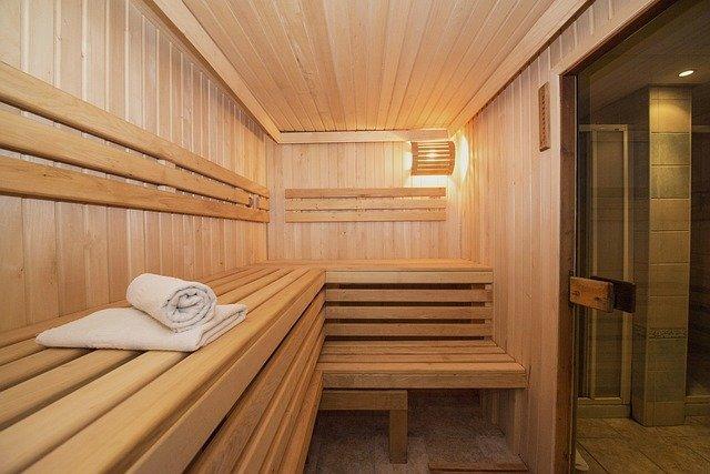 sauna przydomowa