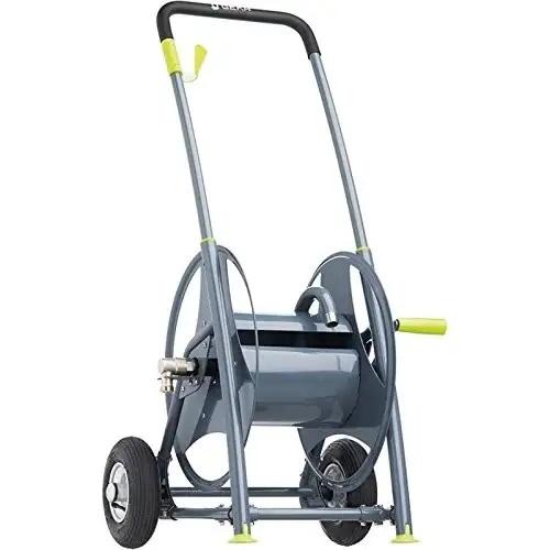 przemysłowy wózek na wąż ogrodowy