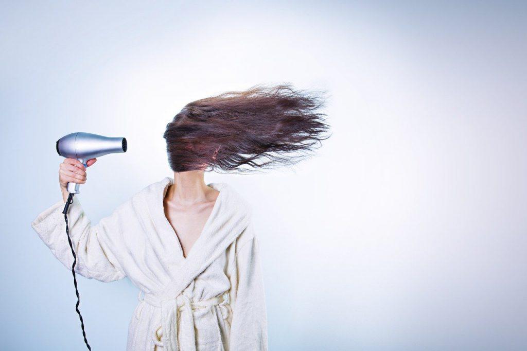 aspiryna na włosy