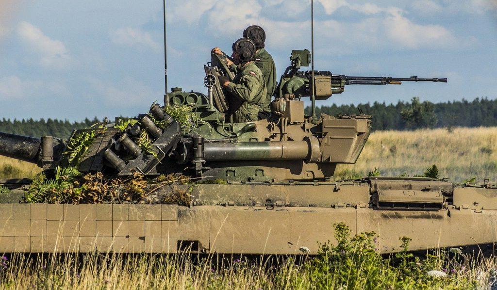 stopnie w wojsku polskim